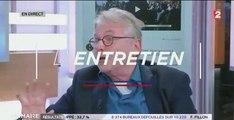 Gros Clash Melenchon VS Cohn-Bendit en direct Primaire de la droite Juppe Fillon 04