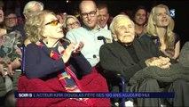 Kirk Douglas, centenaire légendaire