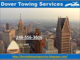 Dover Towing Services (248) 556-3606