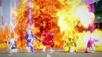 Exclusive First Look: Power Rangers Ninja
