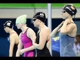 Swimming | Women's 100m Backstroke S11 Heat 2 | Rio 2016 Paralympic Games