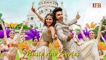 Befikre Movie Review | Ranveer Singh | Vaani Kapoor | Aditya Chopra