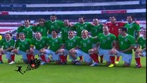 Game Star World and Star of Mexico 8-9 (goals and footage and interviews) friendly HD 2016