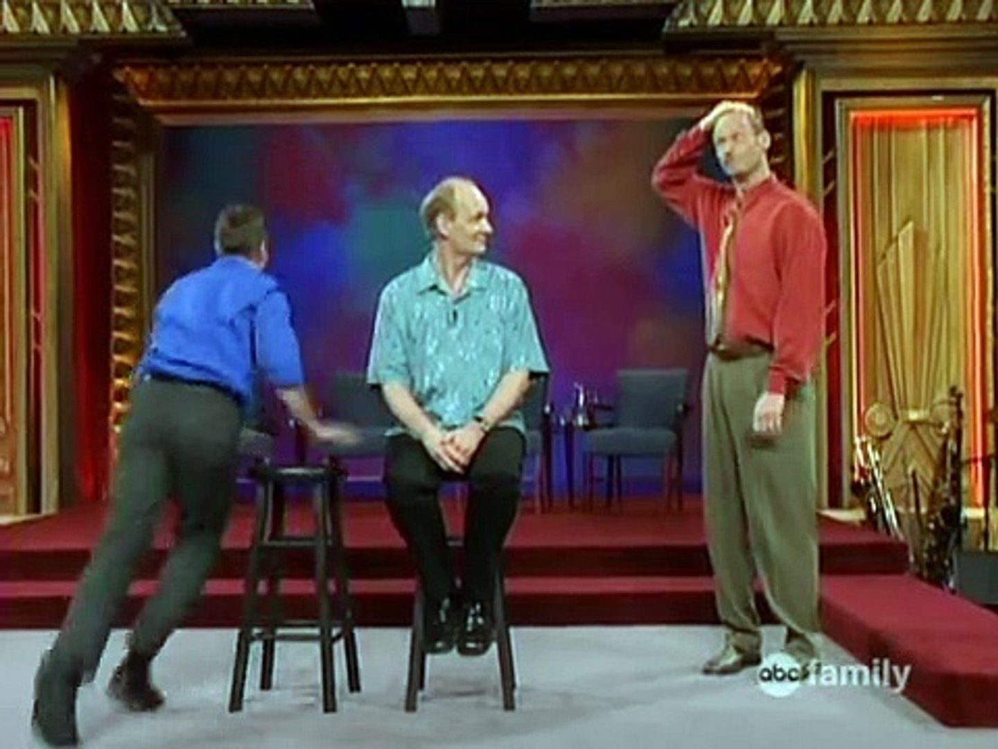 Whose Line Is It Anyway S 7 E 4 Chip Esten