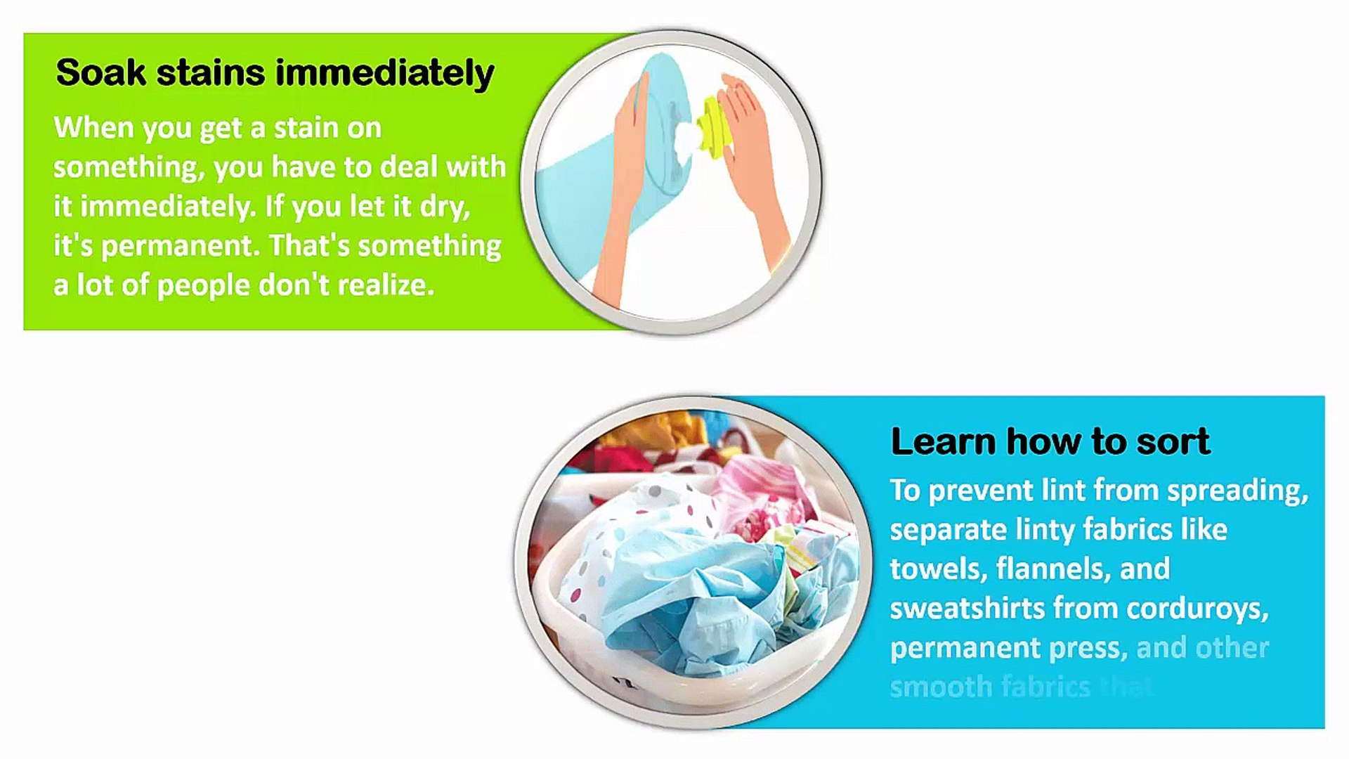 8 Laundry Tips for Clean ClothesLaundry Tips for Cleaning Clothes