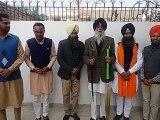 Shiromani Akali Dal Amritsar Simranjit Singh Mann press conference