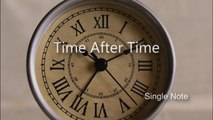 Eva Cassidy - Time After Time (Single Note Cover)
