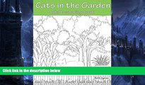 Pre Order Cats In the Garden: Adult Coloring Book Beth Ingrias mp3
