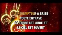 Minuit chrétien --- Karaoke --- Chants de Noel