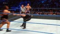 WWE Smackdown Live 6/12/2016 : Heath Slater & Rhyno vs  Wyatt Family
