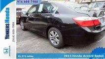 Used 2013 Honda Accord Sedan Yonkers NY Bronx, NY #U17236C