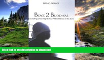 READ Boyz 2 Buddhas: Counseling Urban High School Male Athletes in the Zone (Counterpoints)
