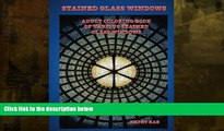 Price Stained Glass Windows: Adult Coloring Book of Various Stained Glass Windows (Adult Coloring