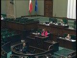 Poseł Małgorzata Zwiercan - Wystąpienie z dnia 30 listopada 2016 roku.