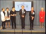 Poseł Krystyna Szumilas - konferencja prasowa z 30 listopada 2016 r