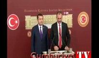 'Başkanlık' teklifine ilişkin AKP ve MHP'den ortak açıklama