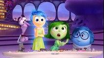 Le Dégout et la Colère  VICE VERSA Extrait (Pixar - 2015)