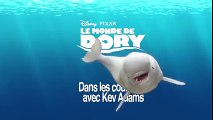 LE MONDE DE DORY   les doublages du film avec KEV ADAMS ! [Making-of]