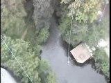 Mon saut à l'élastique au pont de la Souleuvre - Thomas
