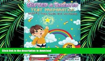 Hardcover Gifted and Talented Test Preparation: NNAT2 Preparation Guide and Workbook. PreK and