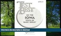 PDF Test Best ITBS: Test Workbook  Grade 2 (Level 8) Kindle eBooks