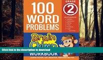 Pre Order 100 Word Problems : Grade 2 Math Workbook (The Brainchimp) Kindle eBooks