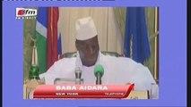Yaya Jammeh évacue toutes sa famille aux Etats Unis