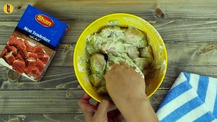Chicken Malai Boti Recipe by Food Fusion