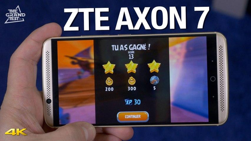 ZTE Axon 7 : le haut de gamme qui casse le prix