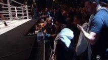 Fans Fight before the match -   Rico Verhoeven vs Badr Hari 2016