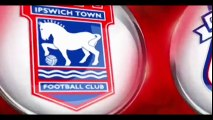 Ipswich Town VS Cardiff City 1-1 Highlights (Championship) 10/12/2016