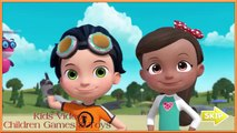 Nick Jr | Rusty Rivets Rusty Dives In | Rusty Rivets Games | Kids Children Games