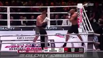 Rico Verhoeven VS. Badr Hari (GLORY) Full Fight 10th december 2016