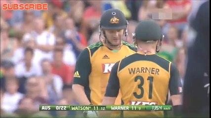 Amazing fast bowling - Cricket bats broken