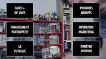 Financement des vidéos ( de vues Tipeee publicité Putaclic arrêter…)- 023
