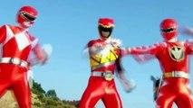 Power Rangers Dino Charge |Team Up w/ Dino Rangers 2016