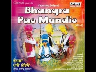 Bhangra Pao Mundeo | Part 2 Of 4 | Non-Stop Punjabi Bolian | Popular Punjabi Songs