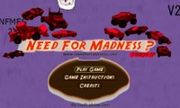 Need For Madness 2 Unleashed - Metal Darkness Stage 5