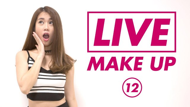 [ Live Makeup 12] -  Make Up Đi Dự Họp Báo Kỉ Niệm Sinh Nhật Nhóm BBBG | Lady9