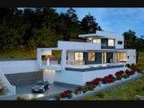 Nouvelle construction – 350 m² - proche de la mer – Vue sur mer -  Top construction paysages extrême beauté