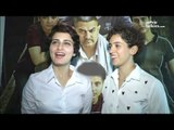 Aamir Khan's CUTE DANGAL Movie Actress/Daughters Fatima Sana Shaikh & Sanya Malhotra Interview