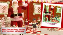 Charbel Moreno - Merry Xmas and Happy New Year