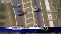 New Police Chase Brytal Accident In Usa!!Toyota Corolla Crash! Accidents Car Car Accidents