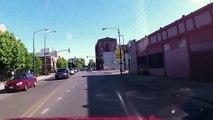 Car crash | Car accident (Dashcam) June 2016 #73 Chicago, IL car crash (USA)