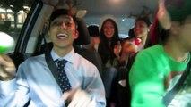 Calendrier de l'Avent : ce chauffeur de VTC déguise ses clients et les fait chanter