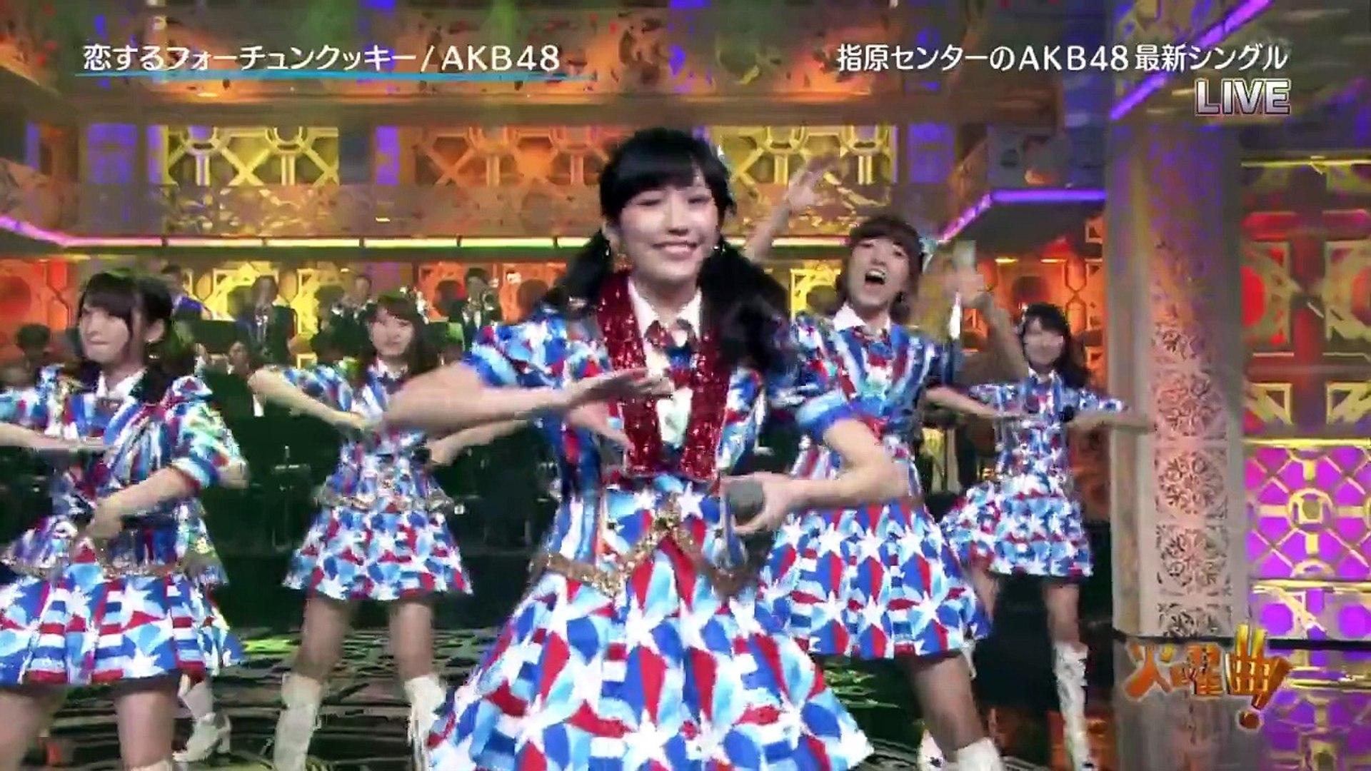 AKB48 [LIVE] Koisuru Fortune Cookie - Give Me Five 130903