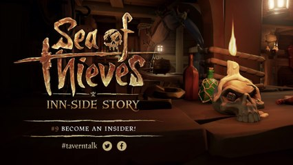 Inn-side Story #9_ Become an Insider! de Sea of Thieves
