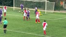 U17 : AS Monaco 6-1 Toulouse FC