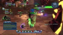 Dcuo low Cr nature healer live (5)