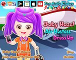 Baby Hazel Games | Dress up Games - Air Hostess | Baby Games | Free Games | Games for Girls
